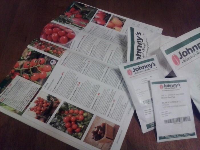 Seed Ordering